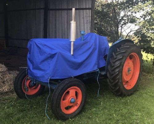 MAJOR TRACTOR COVER